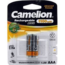 <b>Аккумулятор Camelion</b> NH-AAA1100BP2 2 шт. — купить, цена и ...