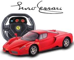 <b>Радиоуправляемая машина MJX</b> Ferrari Enzo 1:14 (гироруль ...