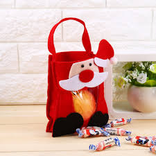 household dining table set christmas snowman knife: new christmas candy gift bags kids merry christmas bags christmas decor tableware cutlery bags dining table