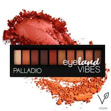 EYELAND VIBES EYESHADOW PALETTE | Palladio Beauty