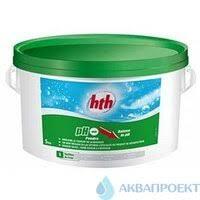 «РH <b>минус порошок</b>, 5 кг, hth - химия для бассейна ...