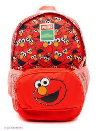 <b>Рюкзак Sesame Street</b> Small Backpack PUMA 2594618 в интернет ...