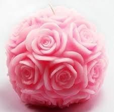 New <b>3D Big</b> Rose Candle <b>Making</b> Mold Polymer Clay Fimo Craft Art ...