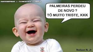 Resultado de imagem para Palmeiras piada