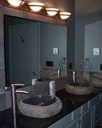 over mirror lighting bathroom right bathroom vanity lighting tips to install for dazzling look round lighting above mirror lighting bathrooms