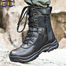 <b>Mens Spring and Autumn</b> Outdoor Boots/High Boots Hiking