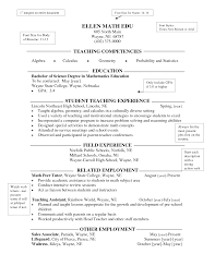 resume samples for college teaching positions cipanewsletter write resume teaching job college college resume 2017