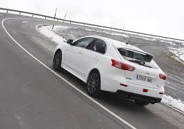 Mitsubishi Lancer 2010 2010 Mitsubishi Lancer Sportback Will Be In Us Dealerships This