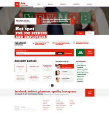 job portal responsive website template  job portal responsive website template