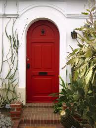 red door decor the tradition of painting a front door red what does it mean