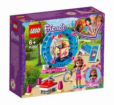 <b>Конструктор Lego friends игровая</b> площадка для ... - купить с ...