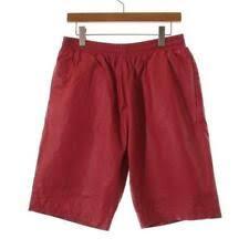 Красные кожаные <b>шорты</b> для мужчин - огромный выбор по ...