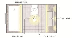bathroom lighting schemes brevious lighting bathroom lighting placement