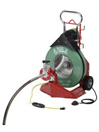 Drain Cleaning Cable Machine
