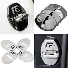 <b>Car Styling Auto Lock</b> Door Caso Della Copertura Per Il VW RLine ...