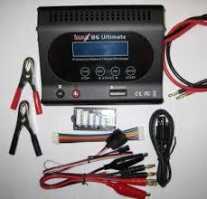 Универсальное <b>зарядное устройство SkyRC iMax</b> B6 Ultimate ...