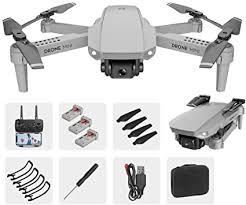 Drone Mini E88, WiFi FPV Drone with 4K HD Camera ... - Amazon.com