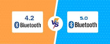 10 Major Differences - <b>Bluetooth 5</b> vs 4.2 - Feature Comparisons
