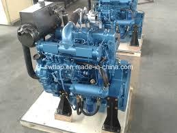 China 1800rpm, 40kw <b>4105 Ricardo</b> Marine <b>Diesel</b> Engine for ...
