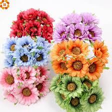Интернет-магазин 30 шт. Искусственные <b>цветы</b> поддельные ...