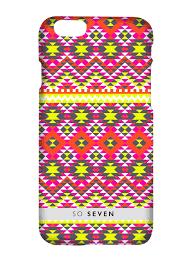<b>Чехол</b>-накладка <b>So Seven</b> Inca Drawning для Apple iPhone 7/8 ...