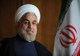 Image result for روحانی: باران رحمت بر جام بر مردم نازل شده است!