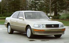 1996 Lexus Ls400 1990 Lexus Ls 400 Information And Photos Zombiedrive