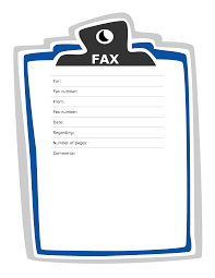fax form template  fax cover sheet format  itinerary template   printable fax cover sheet pdf fax cover page template  fax form