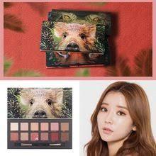 12 <b>Colors</b> Explorer Eyeshadow Palette New Imitation Animal <b>Color</b> ...