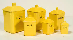 kitchen containers for sale accessorieswonderful french ceramic canisters set of omero home bright yellow kitchen wonderful french ceramic canisters set