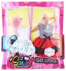 <b>Junfa toys</b> Комплект <b>одежды</b> и аксессуаров для кукол 29 см 3311 ...
