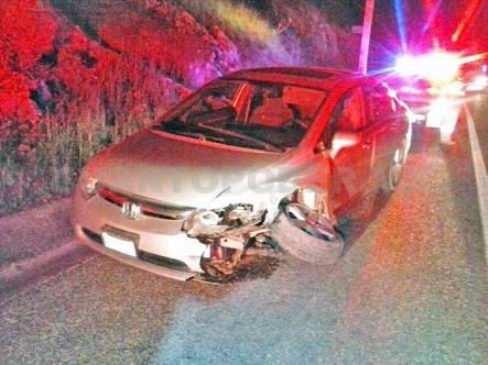 Accidente Automovilístico