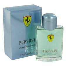 <b>FERRARI LIGHT ESSENCE</b> 2.5 oz EDT eau de toilette Men's Spray ...