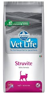 <b>Корм</b> для кошек <b>Farmina Vet</b> Life при лечении МКБ 2 кг — купить ...