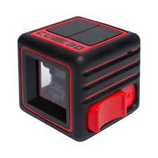 <b>Лазерный уровень ADA Cube</b> 3D Basic Edition 1.5А 65х65х65мм ...