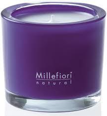 "Cвеча <b>ароматическая</b> Millefiori Milano ""<b>Цветочная мелодия</b> ..."