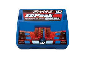 <b>Зарядное устройство TRAXXAS</b> Charger EZ-Peak <b>Plus</b> ID ...