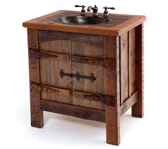 country themed reclaimed wood bathroom storage: vanities vanities vanities