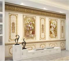 <b>beibehang Custom wallpaper 3d</b> mural European luxury garden ...