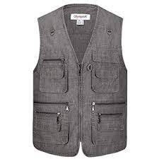 WTL Men's outdoor <b>spring</b>, summer and autumn <b>thin section</b> vest ...