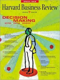 A Brief History of Decision Making
