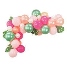 Amazon.com: <b>40pcs</b> DIY Balloon Garland <b>Hawaiian</b> Party Summer ...