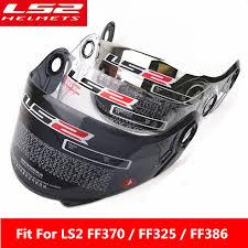 original ls2 ff358 ff370 ff386 ff396 of569 of578 helmet visor lock tooless durable visor base lens switch helmet accessories