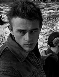An image of James Dean was used by Morrissey as a backdrop on the first two American leg of the 2007 Greatest Hits tour (view original or ... - jamesdean