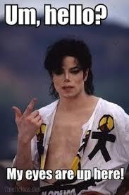 Michael Jackson ❤ MJ humor | MICHAEL JACKSON MEMES | Pinterest ... via Relatably.com
