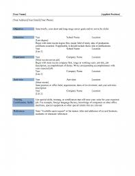 resume templates word template 6 microsoft resumes 93 mesmerizing resume template word templates