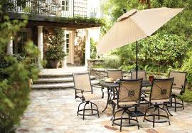outdoor furniture dining tables umbrellas
