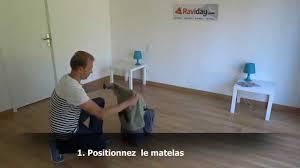 Matelas gonflable électrique <b>Comfort Plush Intex</b> 2 personnes ...