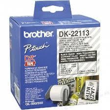 <b>Клеящаяся лента Brother</b> DK22113 купить: цена на ForOffice.ru