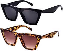 New Womens Trendy Sunglasses - Amazon.com
